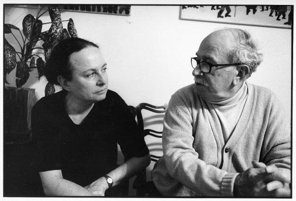 Barbara and Mayer